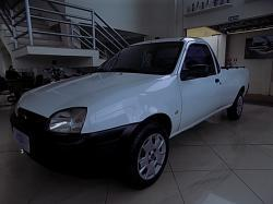FORD - COURIER 1.6  2008