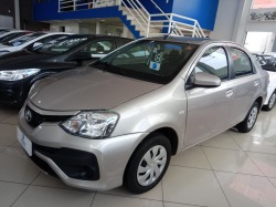 - TOYOTA ETIOS SD XS 1.5 AT 2018